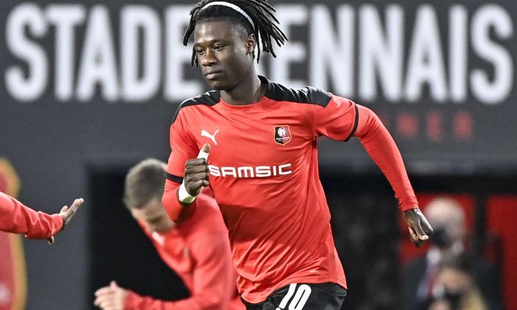 Juve su Camavinga, il Rennes propone un rinnovo 'tattico'