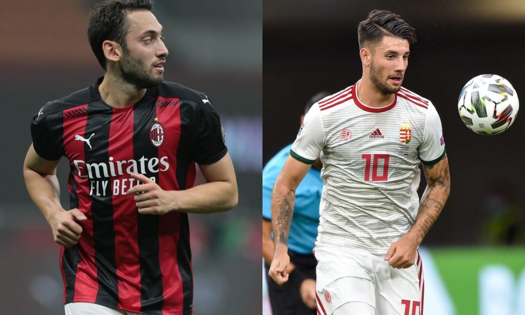 Milan, si avvicina Dominik Szoboszlai!