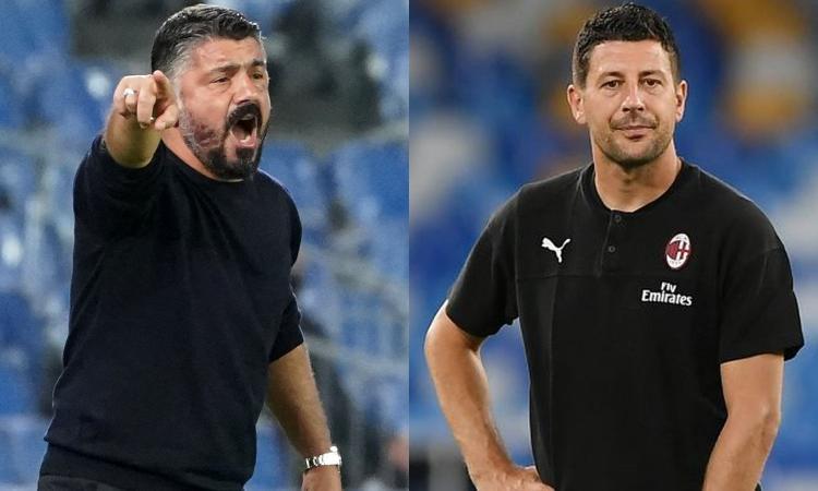 Napoli e Milan alla pari, ma Gattuso vincerà per due motivi. Azzurri primi avversari dell'Inter per lo scudetto