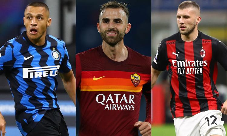 Serie A, oggi 7 partite. In campo Inter, Roma e Napoli-Milan: le probabili formazioni e dove vederle in tv
