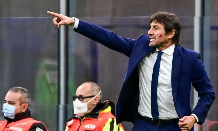 Conte: 'La mia Inter è feroce a parole, ma poi...' VIDEO