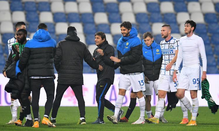 Conte cambia, la squadra sta con lui: no al trequartista, l'Inter torna al passato per vincere