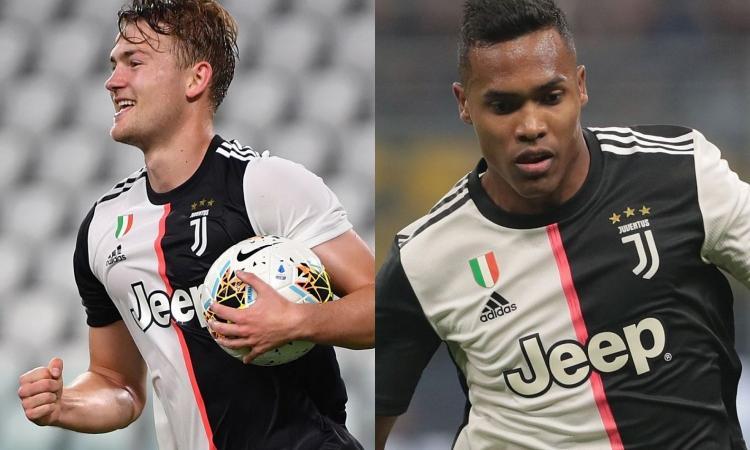 Juvemania: De Ligt e Alex Sandro verso il rientro. Manca solo il vero Dybala!