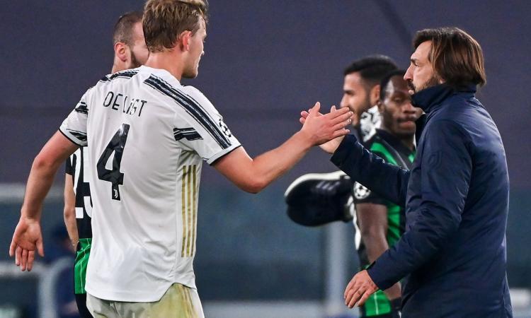 Benevento e Juve opposte in tutto: difese, pareggi e... quote. Pirlo a 1,33, l'impresa di Inzaghi vale 9,00