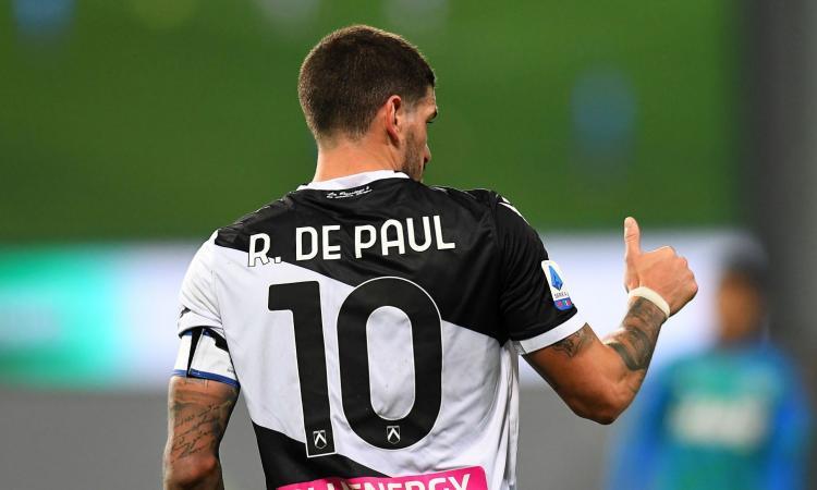 Marino: 'De Paul? L'Udinese non cede i top player a gennaio, a giugno invece...'