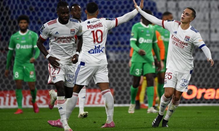 Ligue 1: il Brest vendica il Milan, 3-2 al Lille. Lens-Reims 4-4! Scatto Lione, Nizza-Monaco 1-2 VIDEO