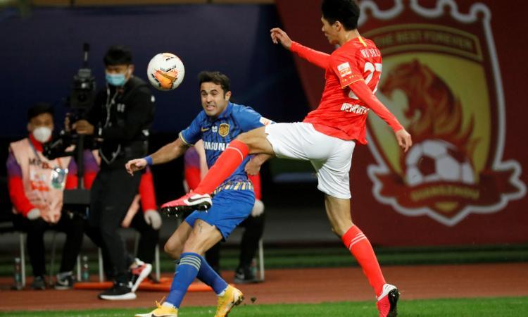 Eder: 'Con lo Jiangsu Suning ho battutto la Juve di Cina, ora tocca all'Inter fare altrettanto in Italia'
