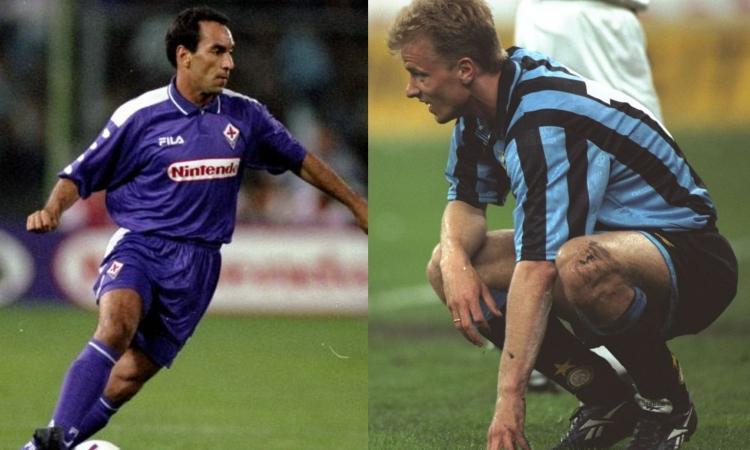 Da Bergkamp a Edmundo, quando il 'Paese' condiziona il giocatore: il caso positivo Juve e negativo Inter...