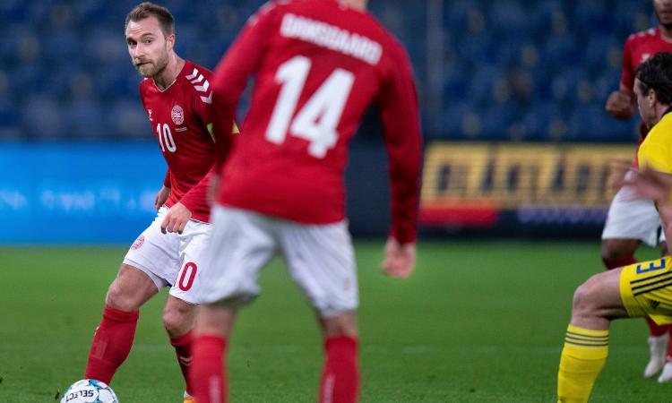 Inter, Eriksen via: non vuole più lavorare con Conte