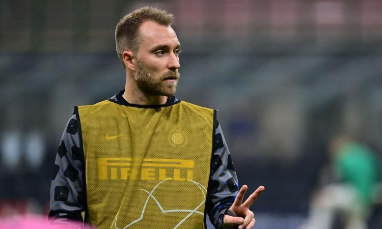 Inter, scelta una formula ad hoc per la cessione di Eriksen al Tottenham: ok a tutti gli altri club