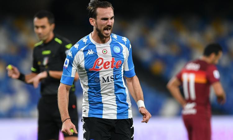 Fabian Ruiz è l'uomo in più del Napoli: con intensità e potenza cambia tutto