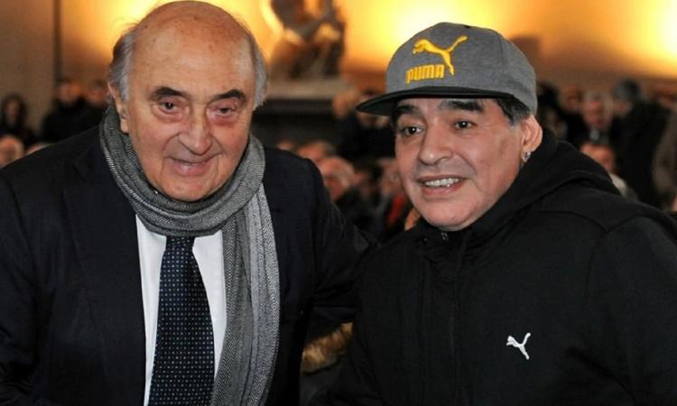 90 anni di Ferlaino: lo 'scandalo' Savoldi, amore e odio con Maradona e il tifo schivo per il Napoli di De Laurentiis