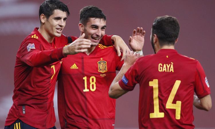 Morata e la Spagna distruggono la Germania 6-0 ed entrano nella storia