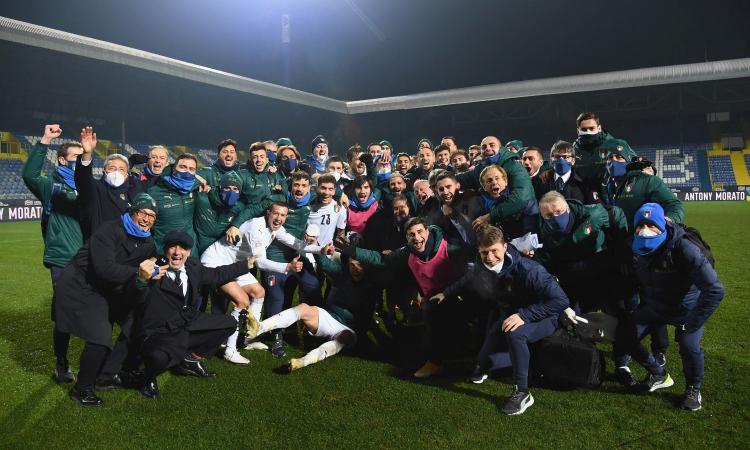 Italia alle Final Four, che capolavoro! Ora bisogna convincere Mancini a restare