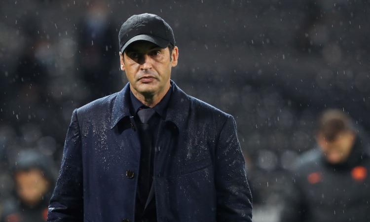 Roma, Fonseca concede un giorno di riposo alla squadra