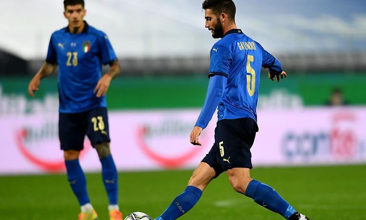 UFFICIALE, Gagliardini lascia il ritiro della Nazionale e torna all'Inter: 'Tampone dubbio'