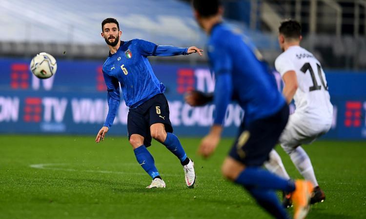 Italia, Gagliardini: 'Non è facile entrare in questo gruppo, per l'Europeo...'