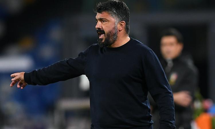 Gattuso ai napoletani: 'Capisco l'amore per Maradona, ma mettiamoci la mascherina' VIDEO