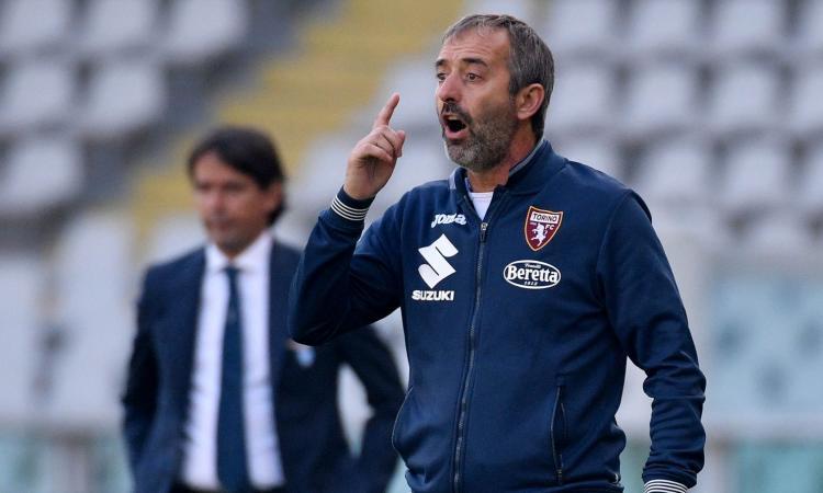 Torino, novità Giampaolo: contro l'Inter difesa a 3 e no al trequartista