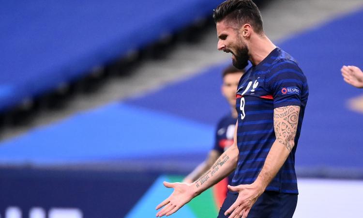 Inter su Giroud, l'agente: 'Ora è più facile andare via, aspettiamo dicembre. L'estero sarebbe l'ideale'
