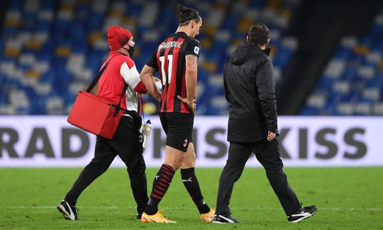 Milan in ansia per Ibrahimovic: ecco le sue condizioni