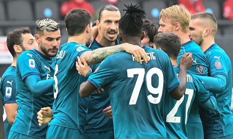 Il Milan merita il vento a favore e questo Ibrahimovic è un mostro |  Primapagina | Calciomercato.com