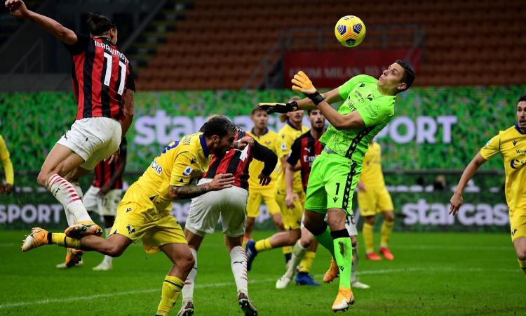 Milan-Verona, le pagelle di CM: Ibra si riscatta solo in parte. Silvestri e Zaccagni quasi perfetti
