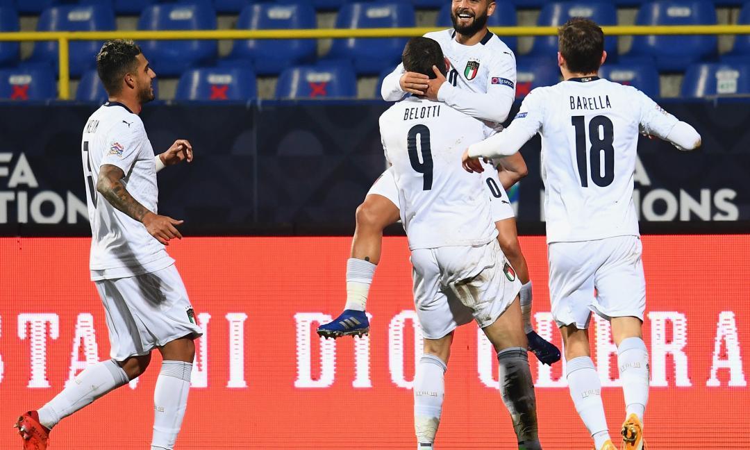 La mente è decisiva: Italia, puoi sognare