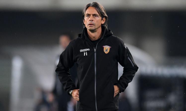 Benevento, Inzaghi: 'Ci trattano come se fossimo già retrocessi. Oggi abbiamo fatto un'impresa'