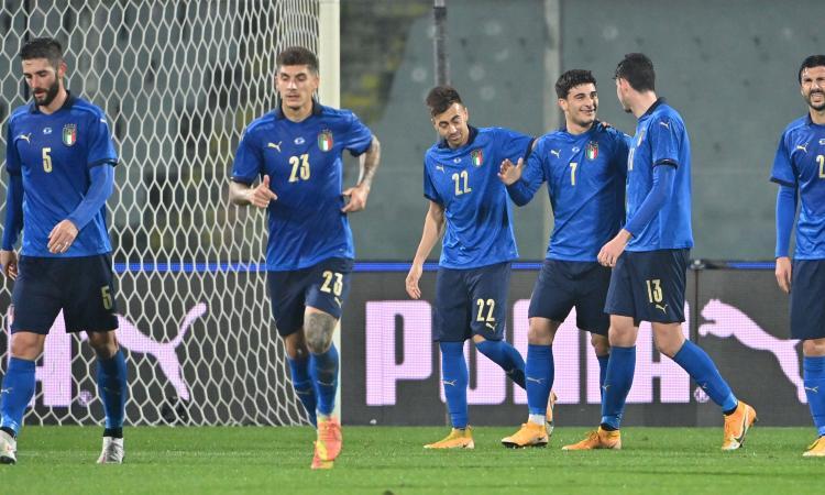 Pari Svizzera, Mancini sorride: l'Italia sarà testa di serie al sorteggio dei Mondiali