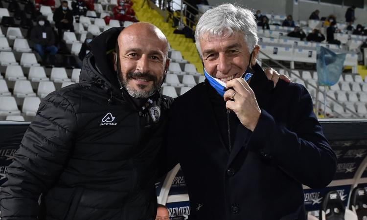 Atalanta, Gasperini: 'Allargare la rosa non significa rinforzare la squadra' VIDEO