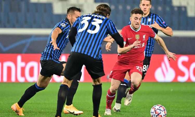 Liverpool-Atalanta, le formazioni ufficiali: fuori Zapata ...