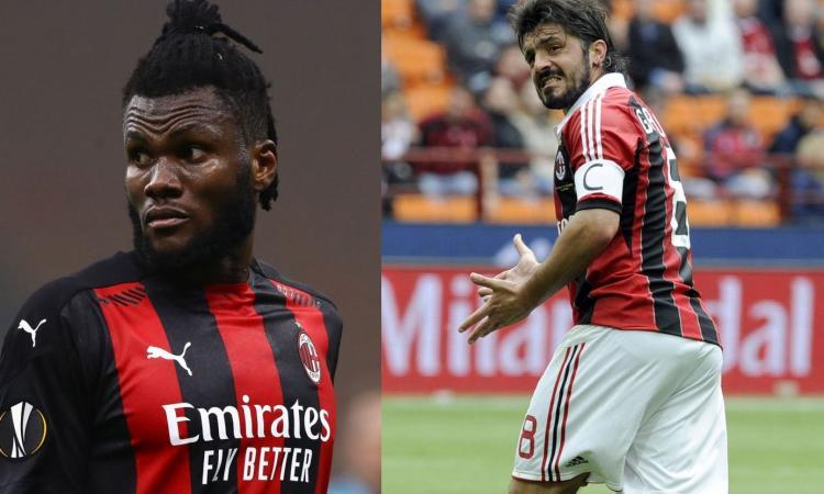 Milan, Kessie ritrova il suo mentore Gattuso: lo voleva al Napoli, il retroscena