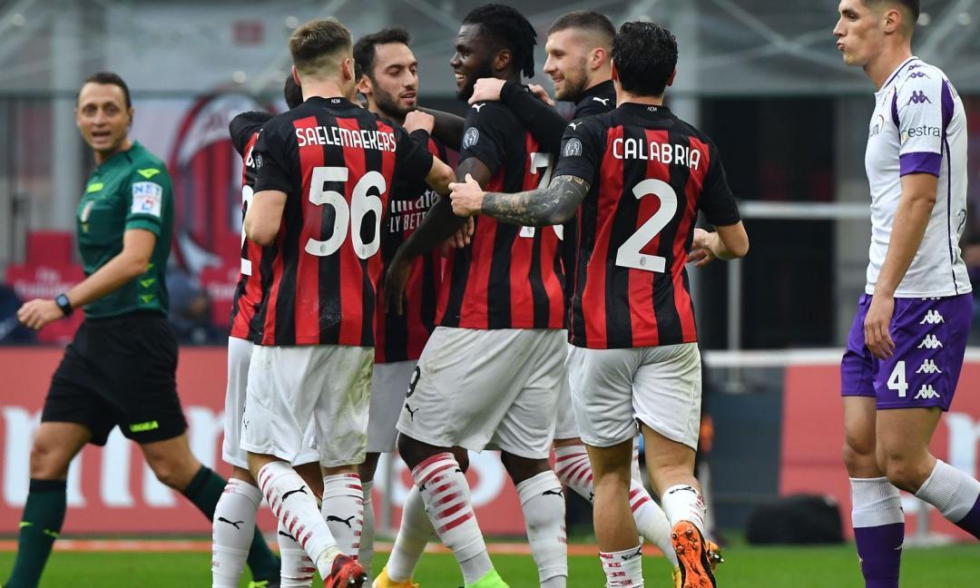 Zona Milan: i protagonisti rossoneri