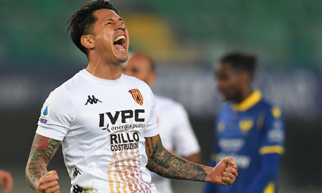 Il Benevento esorcizza il diavolo!