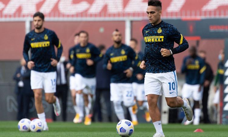 Inter, ancora problemi alla coscia per Lautaro: verso il forfait contro il Paraguay