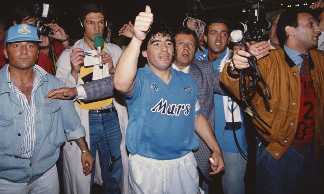 Maradona, l'ultimo gol contro gli haters