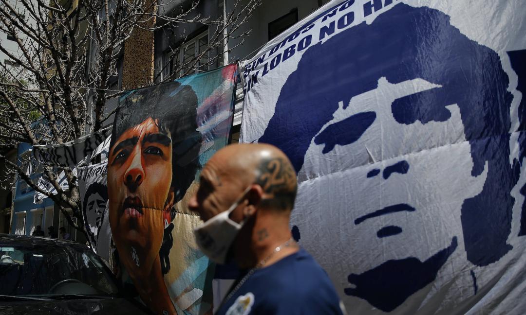 Una vita al limite: Diego Armando Maradona
