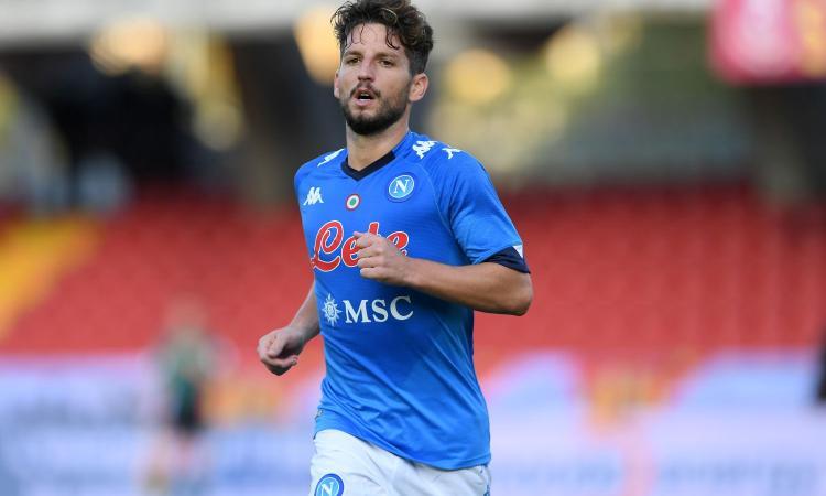 Napoli, il report dell'allenamento: Mertens e Ghoulam in gruppo, Osimhen si allena a parte