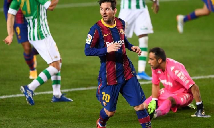 Messi tra Barça, City e PSG: le quote