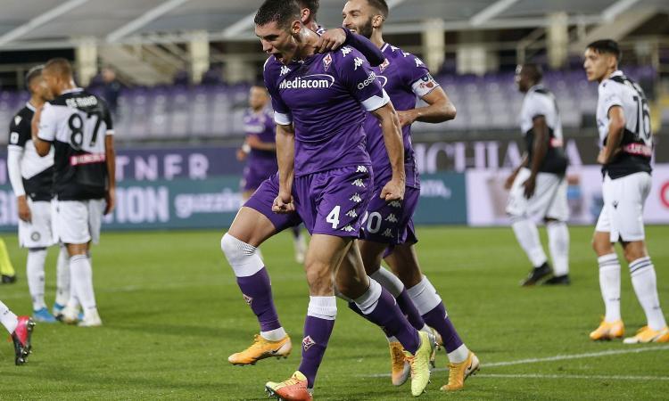 Fiorentina: Milenkovic resta un problema, Inter e Milan tornano alla carica?