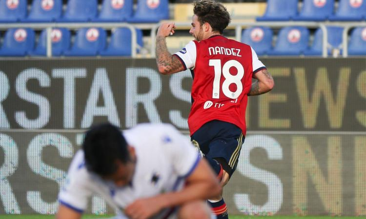 Inter, il Cagliari trova il sostituto di Nandez