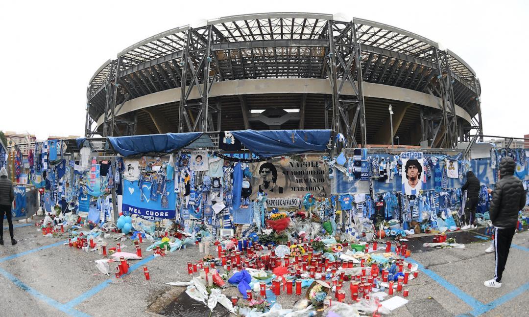 Una settimana nel segno di Diego Armando Maradona
