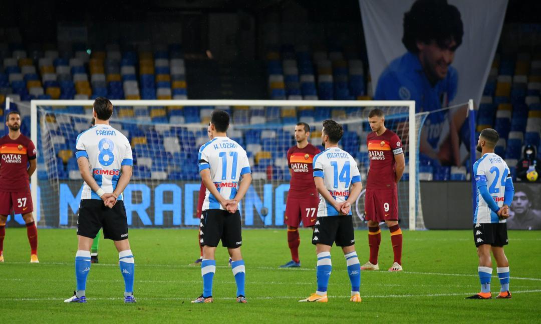 Roma umiliata dal Napoli. E' tutta colpa di Venditti?