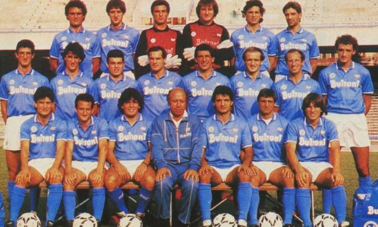 Che fine ha fatto? Da Ferrara a Bagni, da Bruscolotti a Giordano: il Napoli di Maradona nello storico scudetto '87