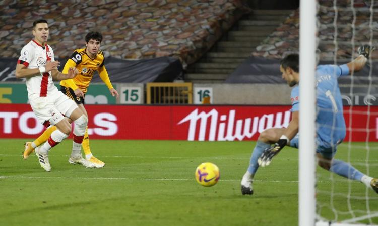 Premier: prima vittoria per il Burnley. Frena il Southampton, 1-1 con i Wolves