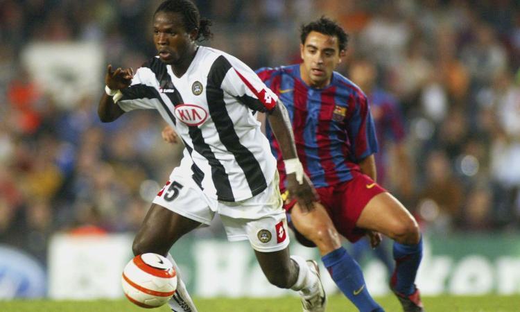 Che fine ha fatto? Obodo, dal Perugia di Cosmi, la Champions con l'Udinese e la rovesciata all'Inter al doppio rapimento