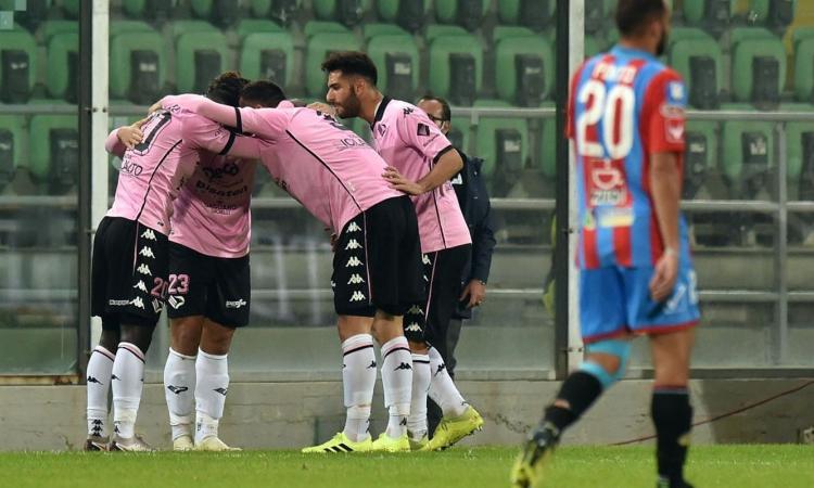 Serie C, il Palermo si è finalmente ritrovato: obiettivo playoff, sogno Serie B