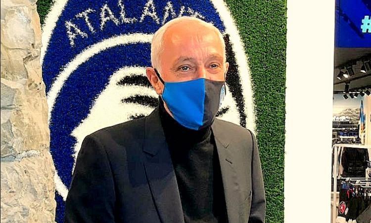 Percassi: 'Lo 0-0 di ieri? Nazionali un handicap per l'Atalanta, ma firmerei per lo stesso risultato con il Liverpool'