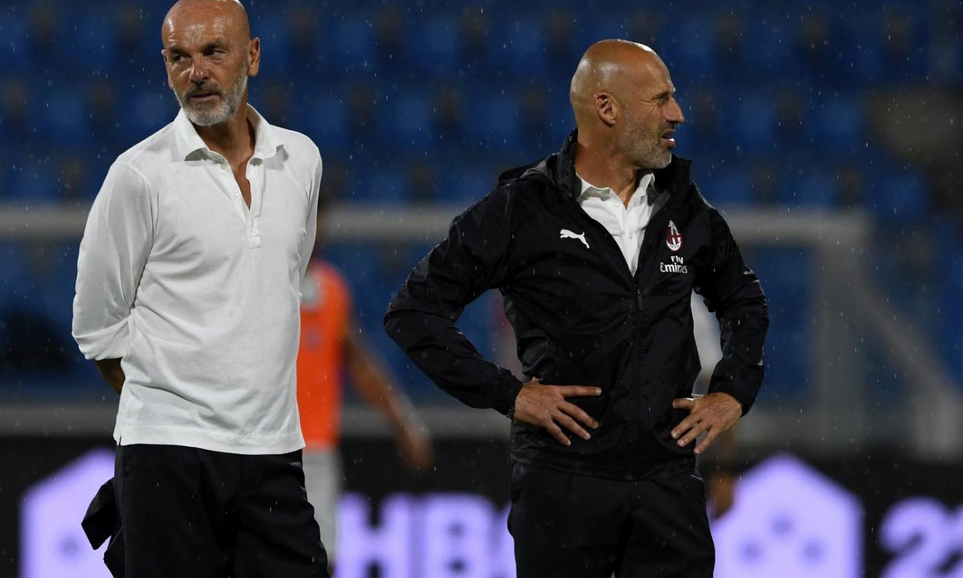 Milan, UFFICIALE: positivo al Covid anche Murelli, vice di Pioli. A Napoli  c'è Bonera?   Primapagina   Calciomercato.com